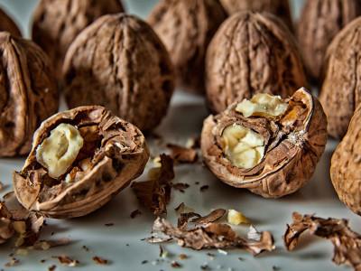 Урбеч из ядер грецкого ореха с перегородками – полезные свойства