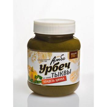 Урбеч Амбо из семян тыквы