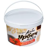 Урбеч Амбо из семян пищевого мака 1 кг.