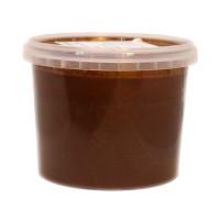 Шоколадная паста, урбеч из ядер фундука с какао бобами 500 гр.