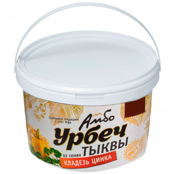 Урбеч Амбо из семян тыквы 1 кг.